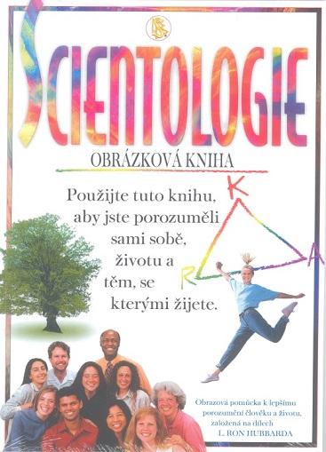Scientologická obrázková kniha